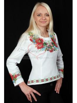 Сорочка вишита жіноча Осінні барви 27