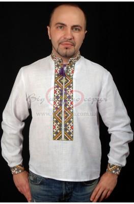 Мужская рубашка национальная Княжа