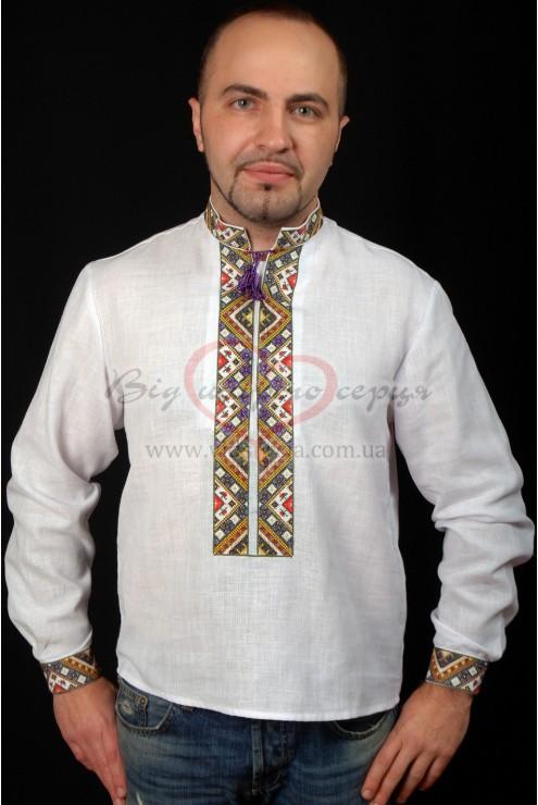 Чоловіча сорочка національна Княжа фото