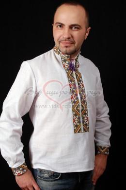 Мужская рубашка национальная Княжа фото