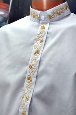Рубашка свящанича вышитая 1003 фото