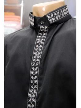 Сорочка вишита для священника 1004