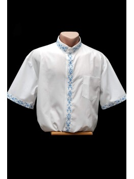 Вишита свящанича сорочка 1006