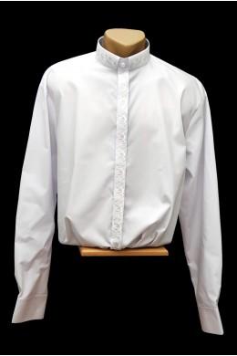 Вышитая рубашка для священника 1007 фото