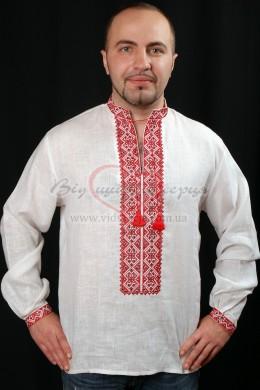 Сорочка вишиванка чоловіча 002 фото