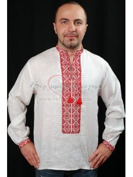 Рубашка вышиванка мужская 002