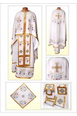 Богослужбові ризи (фелон) Ф111 фото