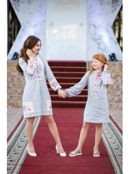 Набір вишиванок в стилі  Family look Романтичний