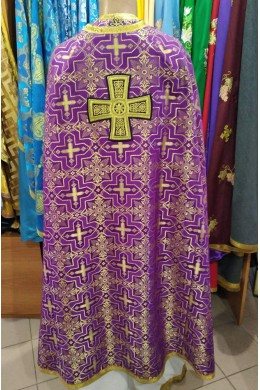 Фелон 1950 фіолетовий