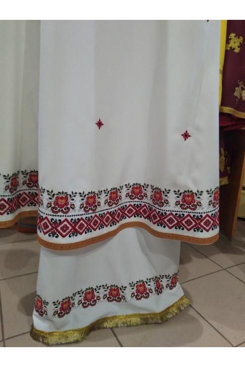 Фелон вишитий хрестиком 2000