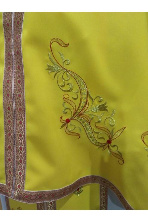 Фелон Ф 91 жовтий