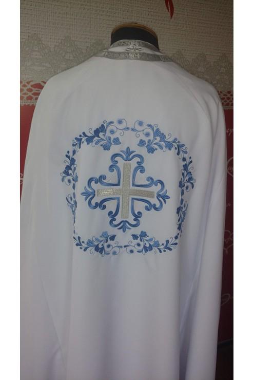 Фелон для священнослужителя з машинною вишивкою ФГ 1807
