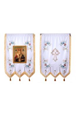 Священне знамено церковне Х28 фото