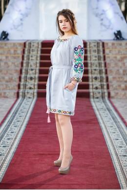 Плаття з вишивкою Мальованка