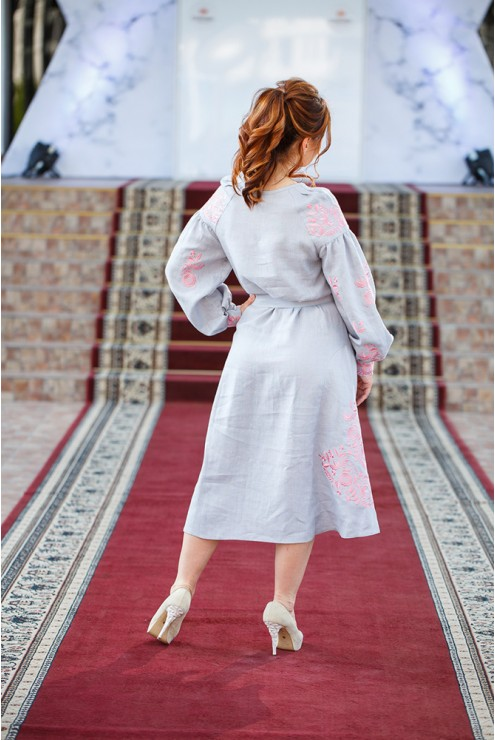 Сукня-вишиванка Ніжна