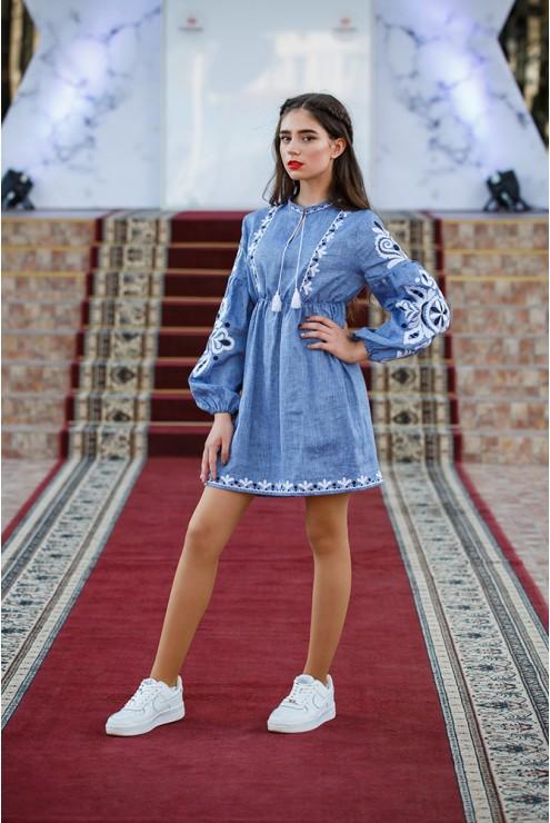 Сукня-туніка Джинсова легкість