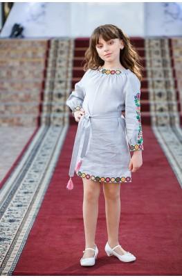 Сукня вишита дитяча Мальованка