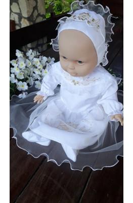 Набір для хрещення дівчинки ХП 2005