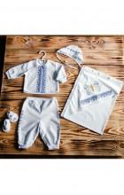 Набір одягу для хрещення хлопчика