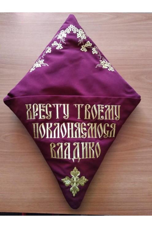 Подушка для освячення хреста 22