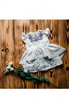 Вишиті хрестильні плаття